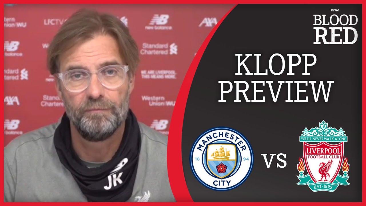 Jurgen Klopp on Guard of Honour | Pre-Match Press Conference | Man City v Liverpool