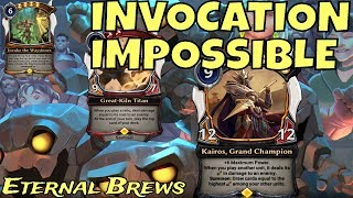 Invocation Impossible! - Eternal Brews
