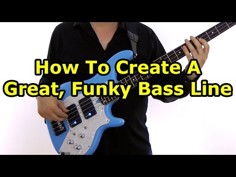 Download Youtube: How To Build An Awesome Funky Bass Line