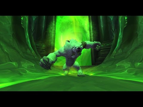 LEGION Guardian Druid Artifact Challenge Appearance Guide HO