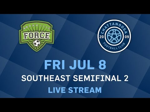 NPSL Southeast Semifinal 2 - Knoxville Force vs Chattanooga FC