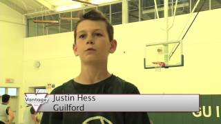 Guilford Travel Basketball - Vantage Sports Network piece