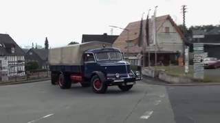 Krupp LKW/Trucks  Legenden Oldtimer in Aktion