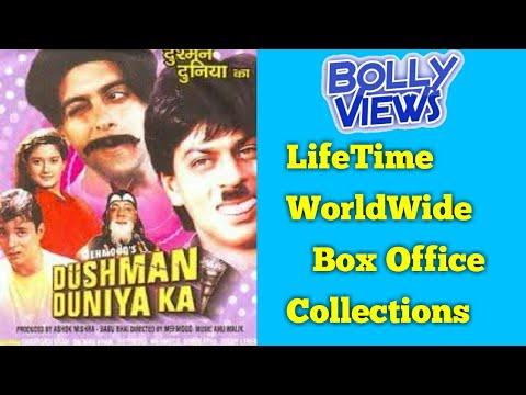 Dushman duniya ka 1996 bollywood movie lifetime worldwide - Bollywood movies 2014 box office collection ...