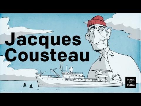 Jacques Cousteau on Atlantis and Cognac