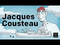 Jacques Cousteau on Atlantis and Cognac
