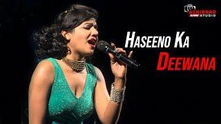Haseeno Ka Deewana | Kaabil | Hrithik Roshan, Urvashi Rautela | Live Singing Ritu Pathak
