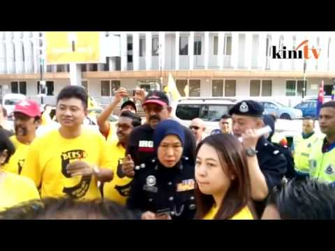 Bersih gets Johor police cooperation for convoy