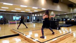 WARM UP- Instruction by Demi Lovato, Cardio Dance Party, Dance Fitness, Zumba Fitness ®
