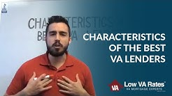 5 Ways to Evaluate the VA Lenders on Your List