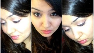 NATURAL & GLOWING- EVERYDAY MAKEUP TUTORIAL Thumbnail