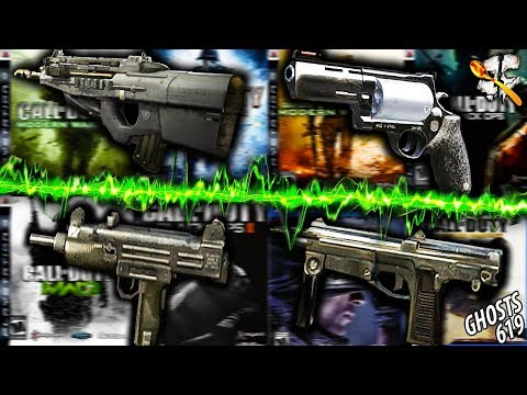 The WORST Guns In EVERY Call Of Duty