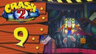 Crash Bandicoot 2 N Sane Trilogy Ita Parte 9 Space