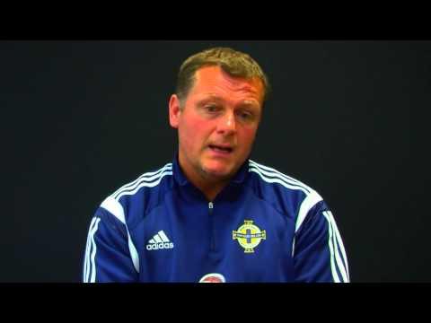 Jim Magilton on Club NI games programme