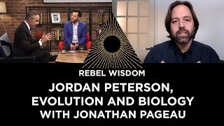 Evolution, religion & Jordan Peterson with Jonathan Pageau