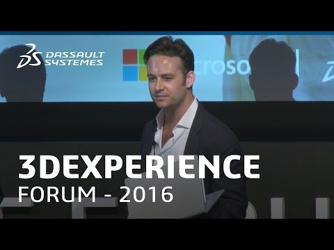 High-Tech Innovation in the Age of Experience - 3DEXPERIENCE Forum Japan 2016 - Dassault Systèmes