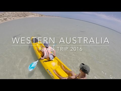 Western Australia Adventure Road Trip 2016