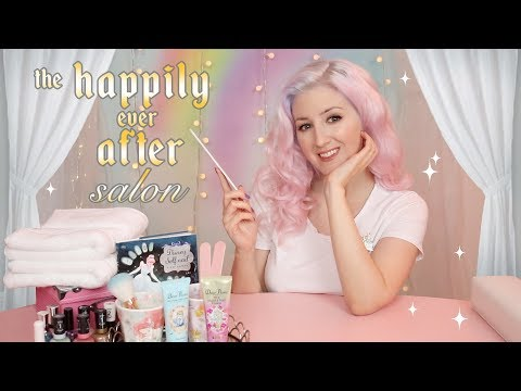 The Happily Ever After Nail Salon (ASMR RP Soft Spoken)