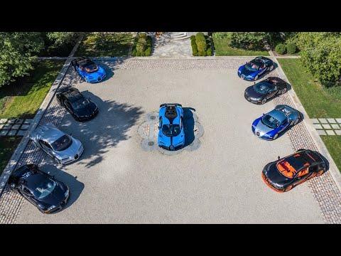 Miller Motorcars Hypercar Rally - Enzo, Chiron, Huayra, LaFerrari and MORE!