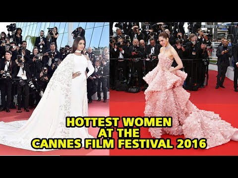 Hottest Women At The Cannes Film Festival 2016