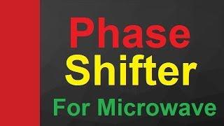 phase shifter basics types working