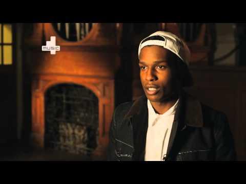 """A$AP Rocky: """"I Didn't Sleep With Rihanna"""""""