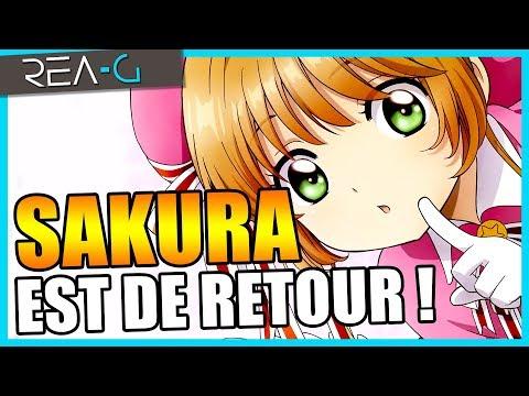 RETOUR DE CARD CAPTOR SAKURA, APRÈS 20 ANS ! - REA-G #02