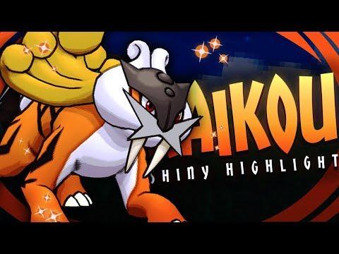 THUNDER CAT HOOOOOOO! SHINY RAIKOU! -...