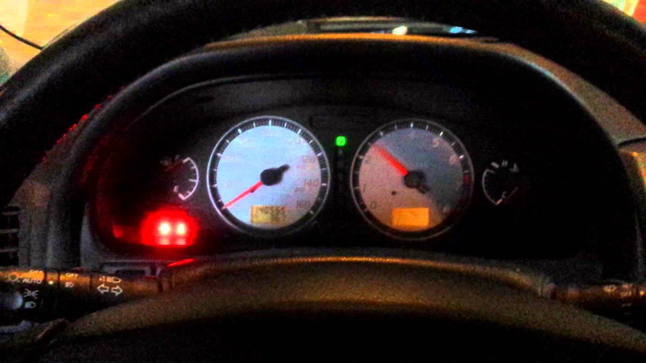 2002 Nissan Maxima Starting Problem