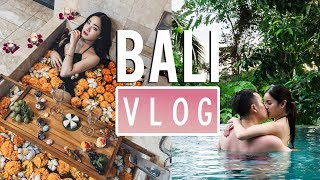 BALI, INDONESIA VLOG Our First Time