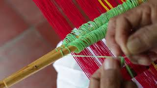 Backstrap Weaving Instructional Video