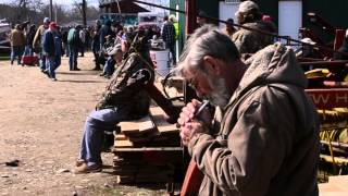 Rural Plight Video - Upstate NY Farm Auction - Music by Bill Frisell