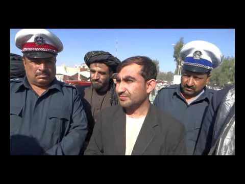 Helmand Lashkar Gah Municipality / Mayor Speech 4 / Eng Matiullah Bahier
