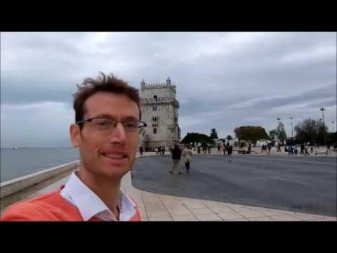 Lisbonne, Portugal, à Belem devant la Tour