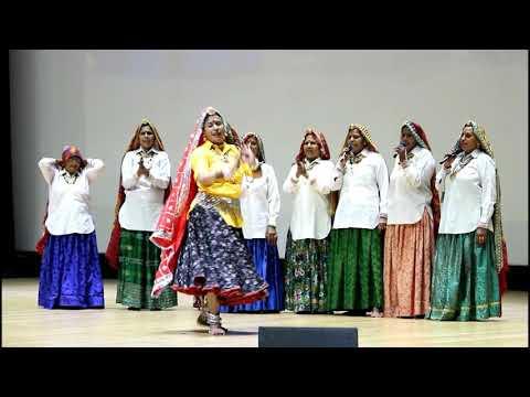 archana suhasini & group performing at IGD 2018 greater noida