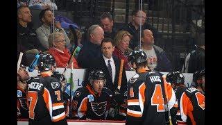 Flyers Name Scott Gordon as Coach