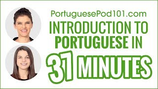 Baixar Complete Introduction to Portuguese in 37 Minutes