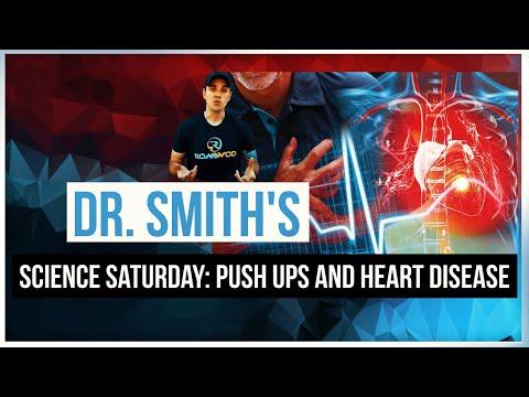 Science Saturday: Push Ups and Heart Disease