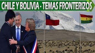 Chile Pide a Bolivia