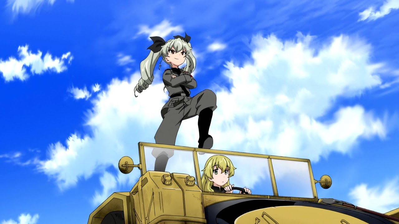 Girls und panzer ost test 2 melhorado motto motto motto mais youtubemp4 - 4 7
