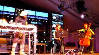 Paul D. Miller (aka DJ Spooky) presents Arctic Rhythms (1) at WOMADelaide 2015