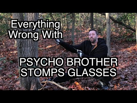 Episode #127: Everything Wrong With Psycho Brother Stomps Glasses
