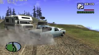 GTA San Andreas Ultimate Graphics Mod 2.0 Vs GTX 1080
