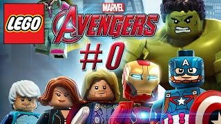 Thumbnail für das LEGO Marvel Avengers Let's Play