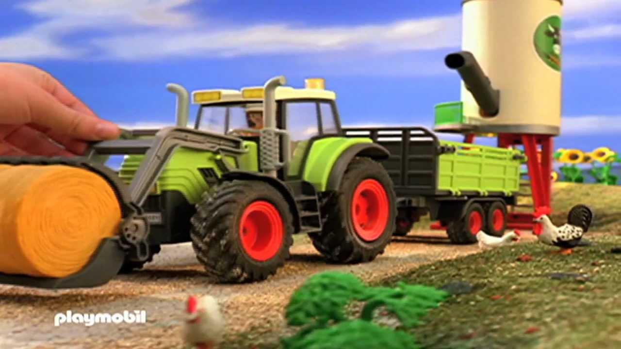 La granja de playmobil 2012 youtube for La granja de playmobil precio