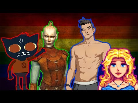 SOME OF THE BEST LGBT VIDEO GAMES 2