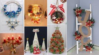 10 Jute craft Christmas decorations ideas, Christmas Decoration 2022
