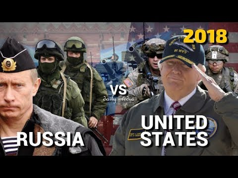 Russia vs United States - Military Power Comparison 2018
