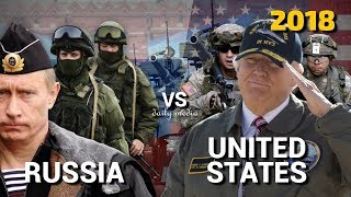 Russia vs United States - Military Power Comparison