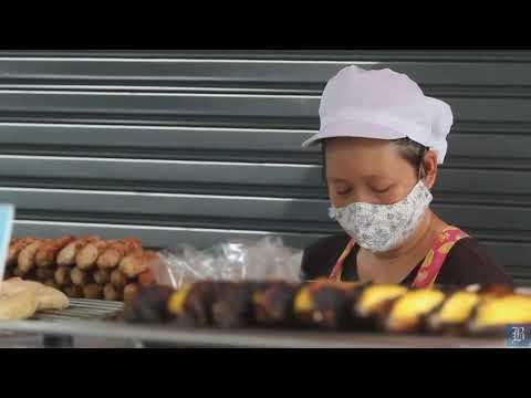 Bangkok becalmed